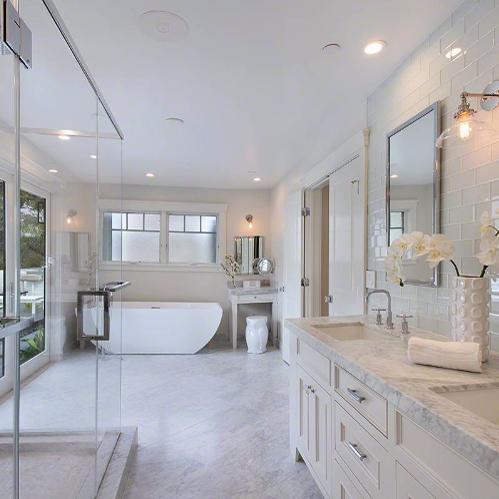 Carrara-White-marble-floors