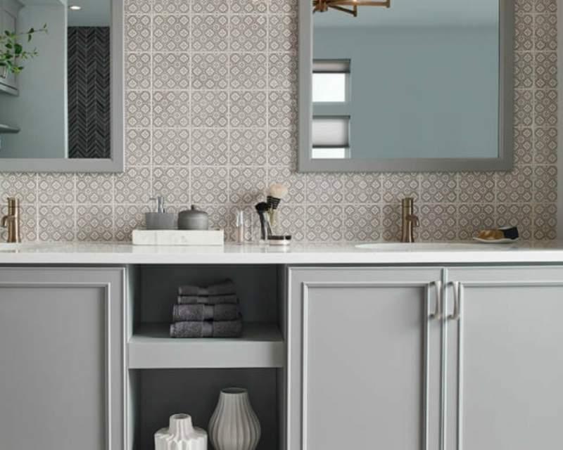 Patterned-Mosaic-Tile