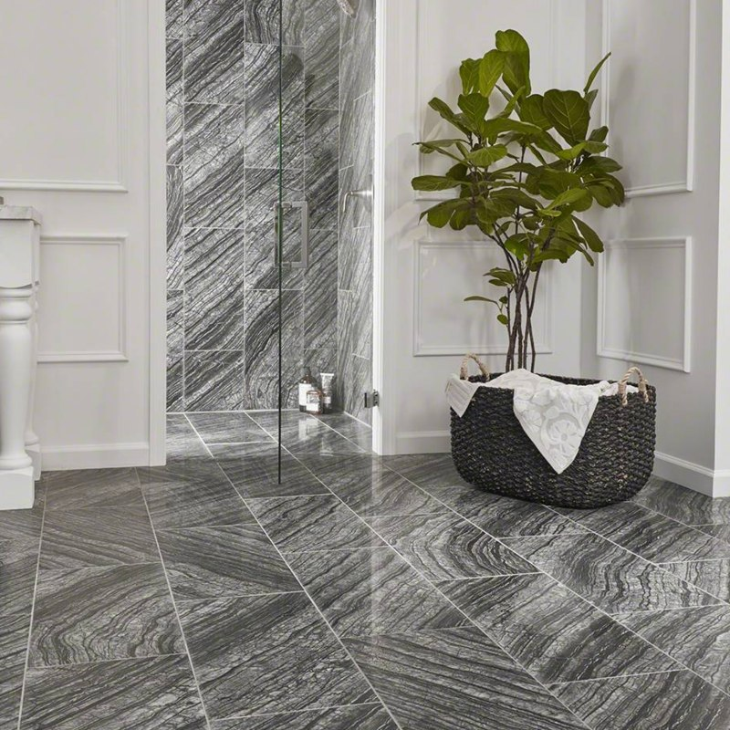 5 Beautiful Tile Patterns for Marble Floors