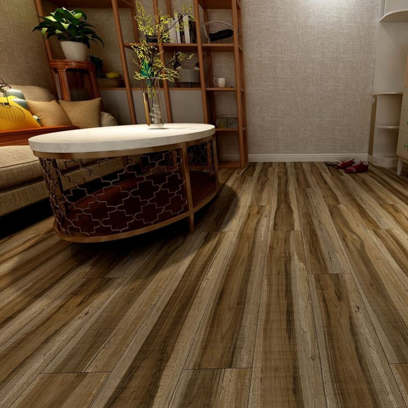 a relaxing room with luxury vinyl tile