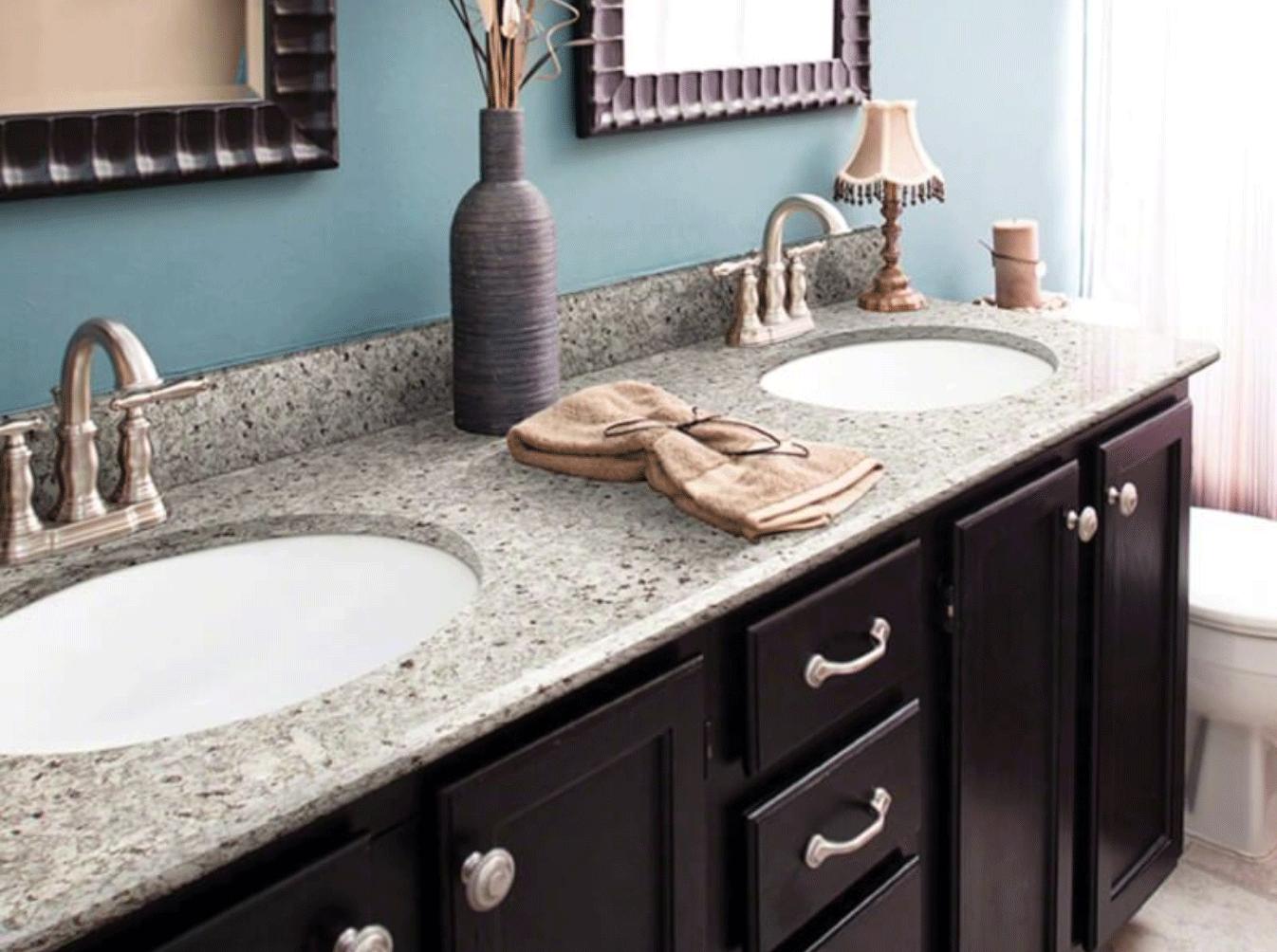 how to seal a granite countertop
