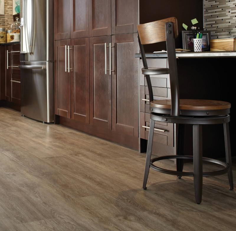lvt flooring that looks like vintage reclaimed wood
