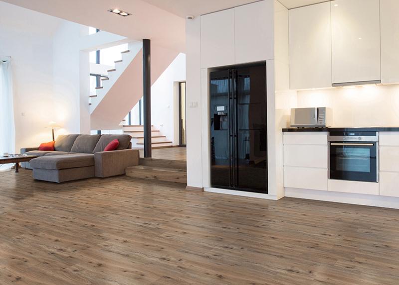 luxury vinyl tile wood look flooring