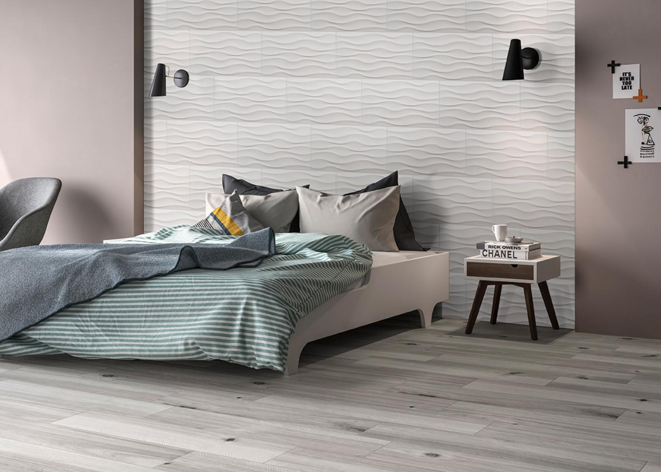 spectacular 3D wall tile designs