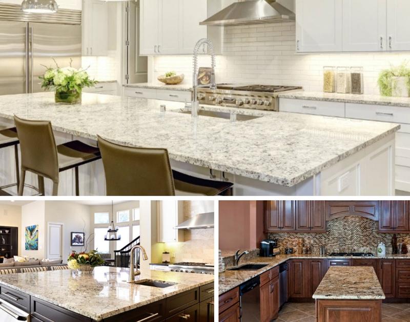 new granite countertop colors