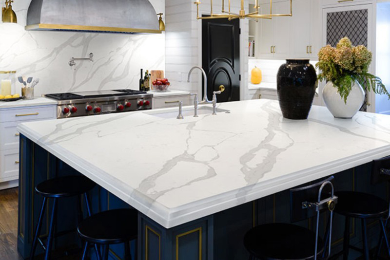 Quartz Countertop Kitchen