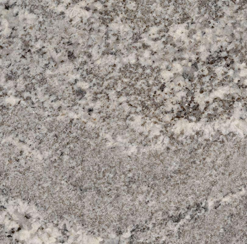 beautiful silver granite countertop