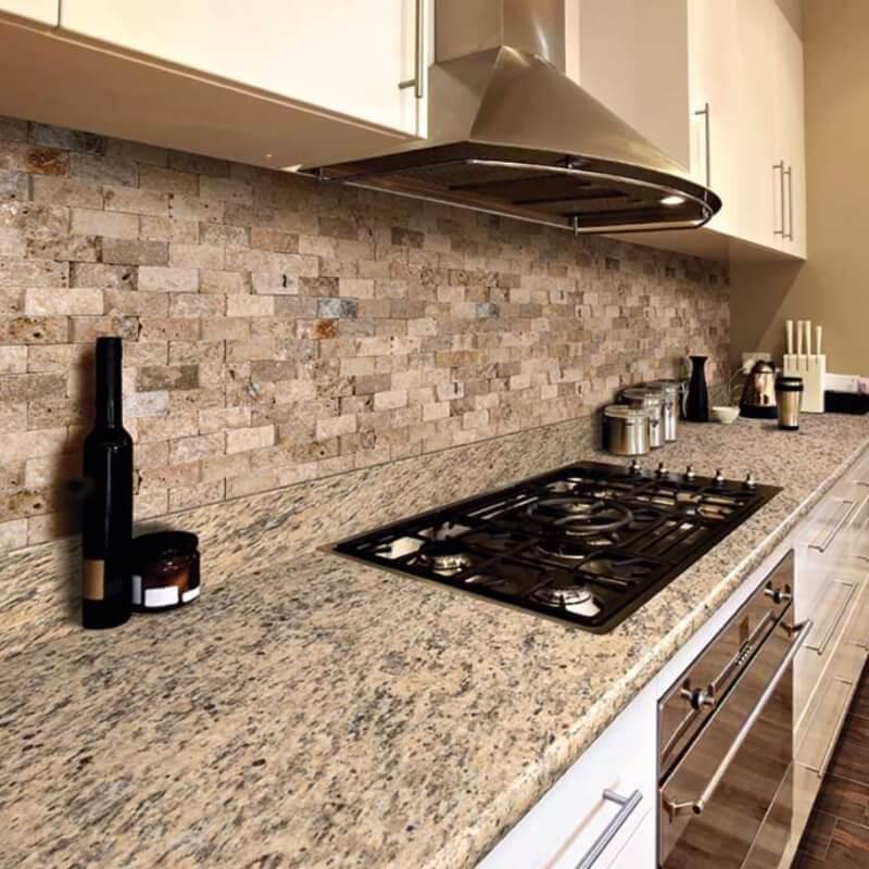 Prefab Granite Kitchen Counters