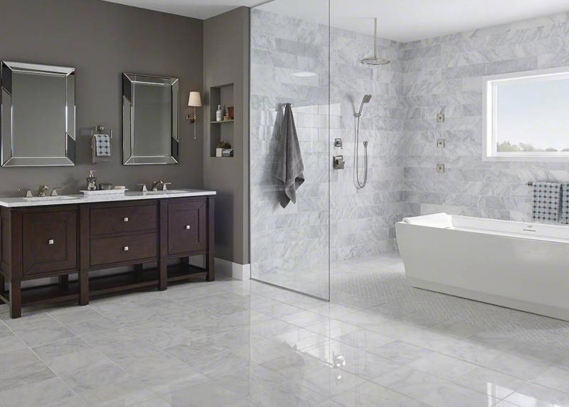 4 Backsplash Tile Shower Surrounds To, Bathroom Shower Tile Installation
