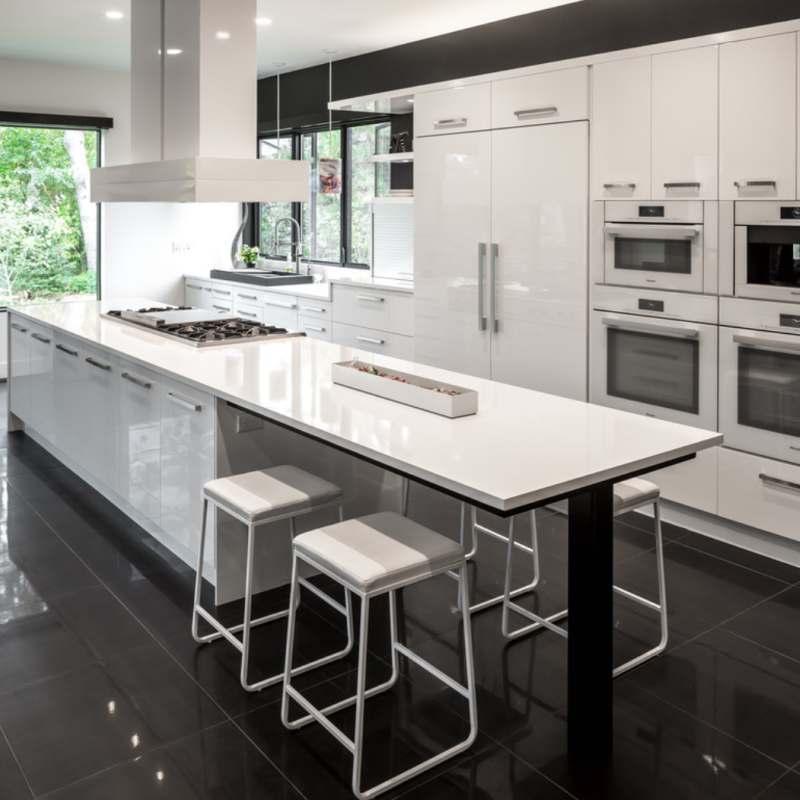 black+polished+granite+tile+flooring+kitchen