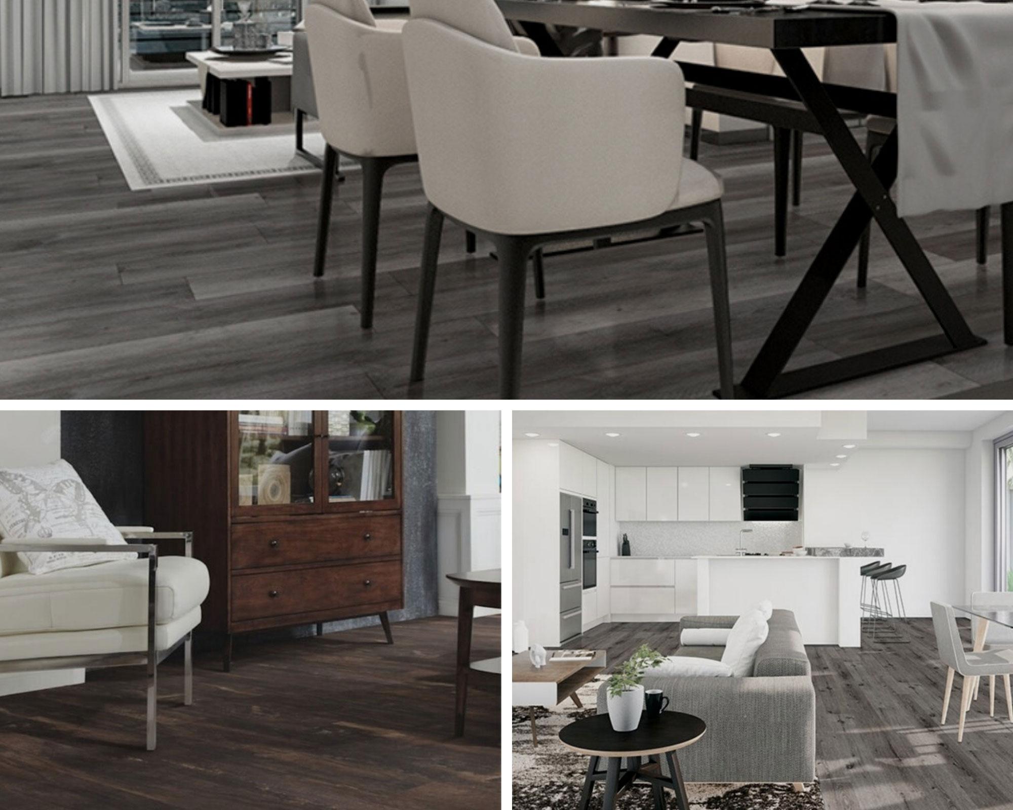 wood look luxury vinyl flooring