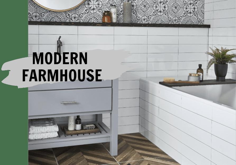 modern farmhouse trends