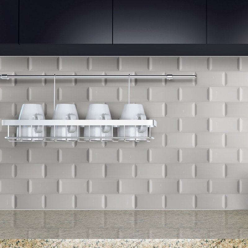 stunning subway backsplash tile