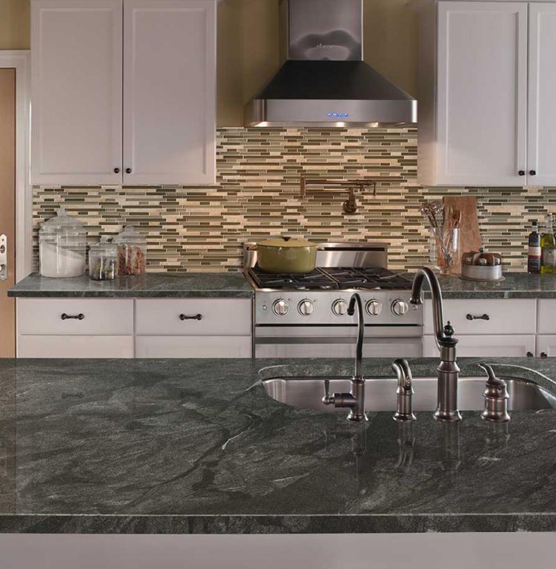 granite countertop kitchen islands