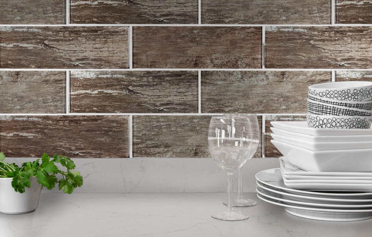 wood look subway tiles