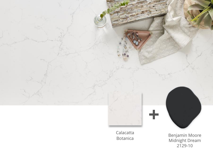 calacatta bontanica quartz countertop