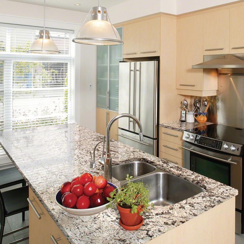 Antico Granite Countertop Kitchen Scene
