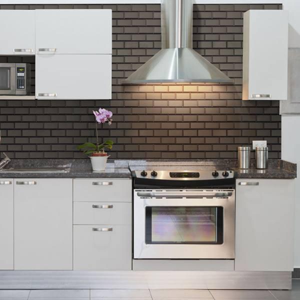 retro kitchen backsplash design