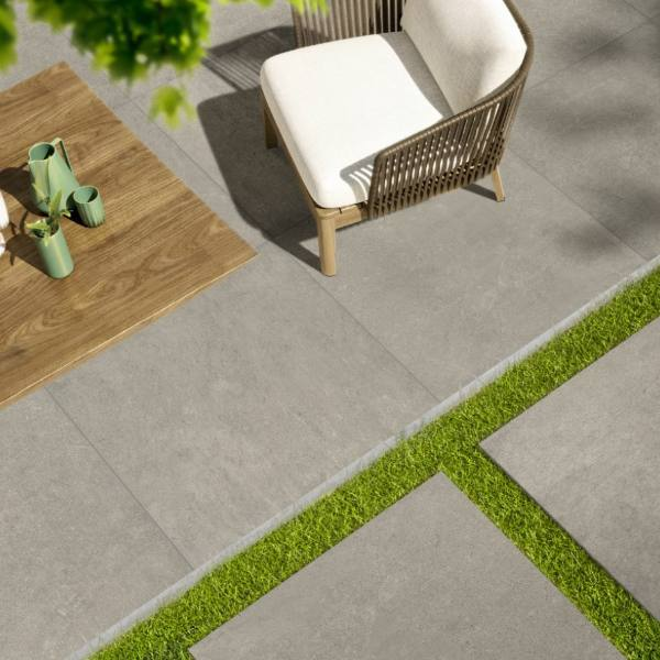 Alfresco Living with our New Concerto Indoor Outdoor Porcelain Tile Collection
