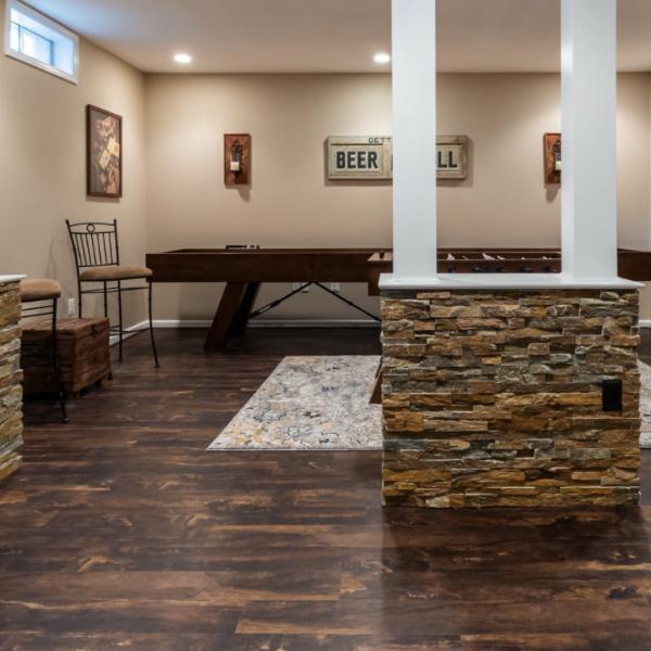 weathered elegant wood look lvt flooring