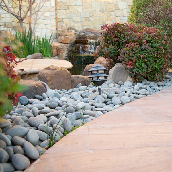 The Best Rocks For Your Garden, Rocks In A Garden