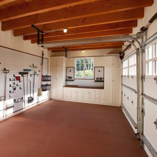 Can Vinyl Plank Flooring Be Used In A, Wood Floor Garage