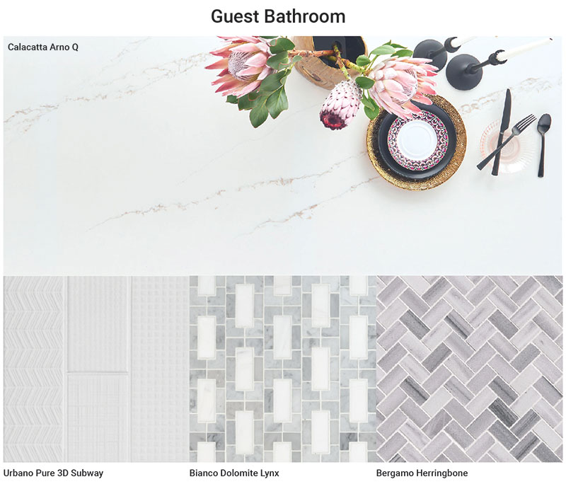 Bathroom Tile Collection