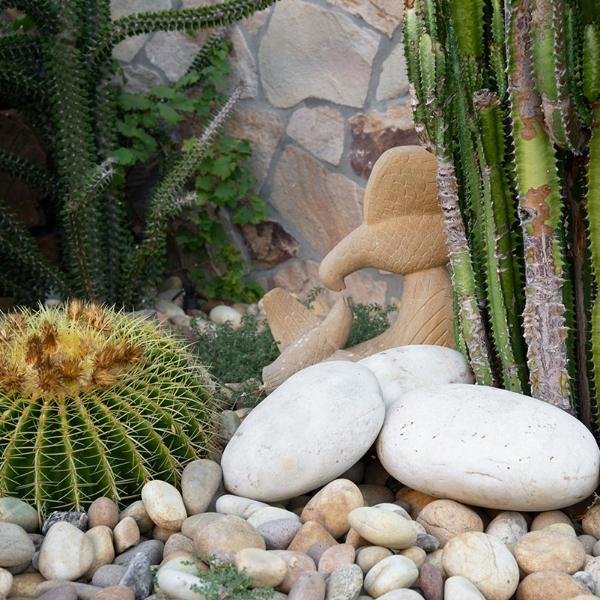 mini+boulder+in+quartzite+for+drought+friendly+garden