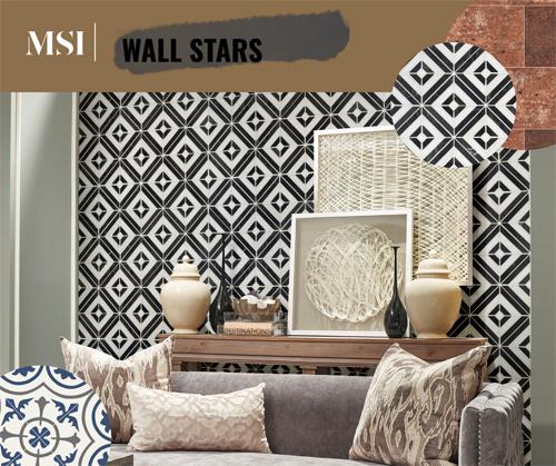 wall stars