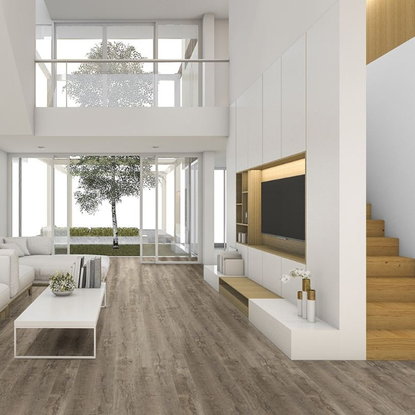should you replace a water damaged wood floor with luxury vinyl