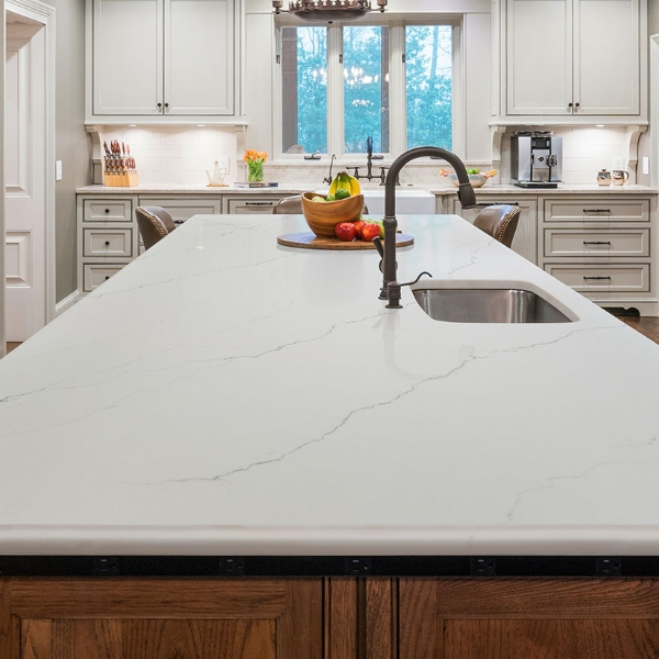 american made marble look quartz
