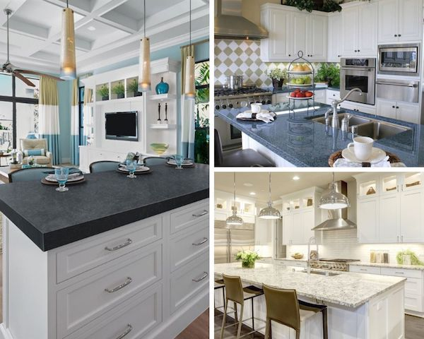 6 wow kitchens featuring granite countertops