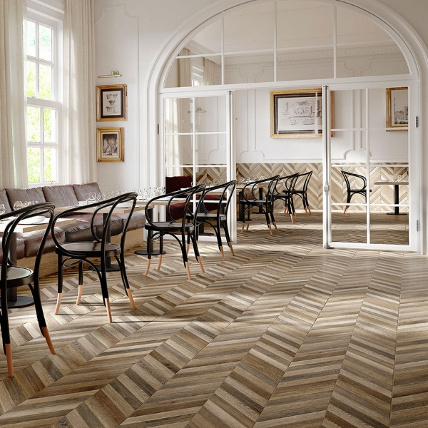 selecting the right type+of hotel flooring