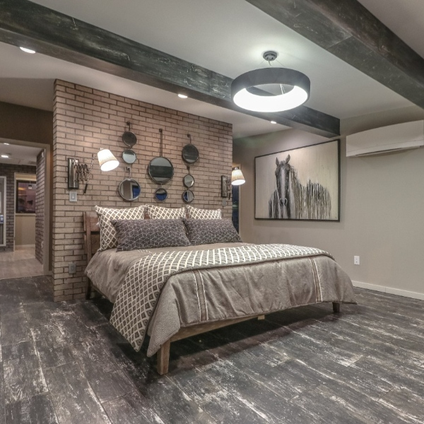 porcelain reclaimed wood look tile for bedroom