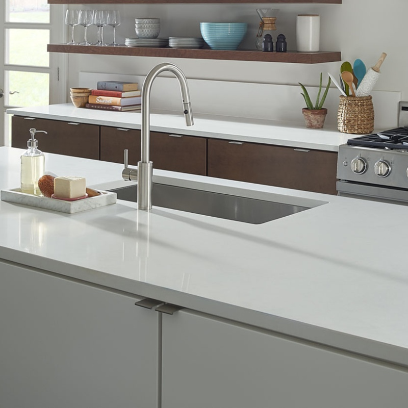 standard kitchen backsplash