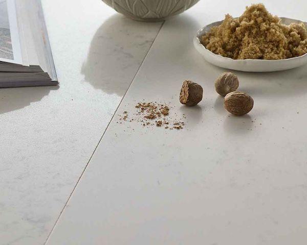matte look quartz countertop