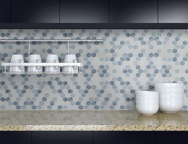 pairing granite countertops with the perfect backsplash