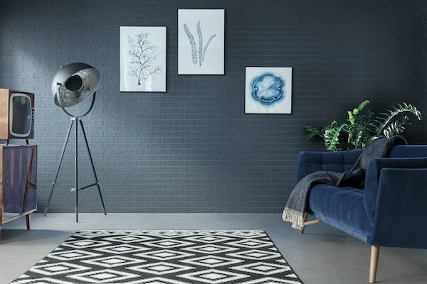 cobble-porcelain-brick-look-tile-in-blue-grey-minimal-living-room-loft