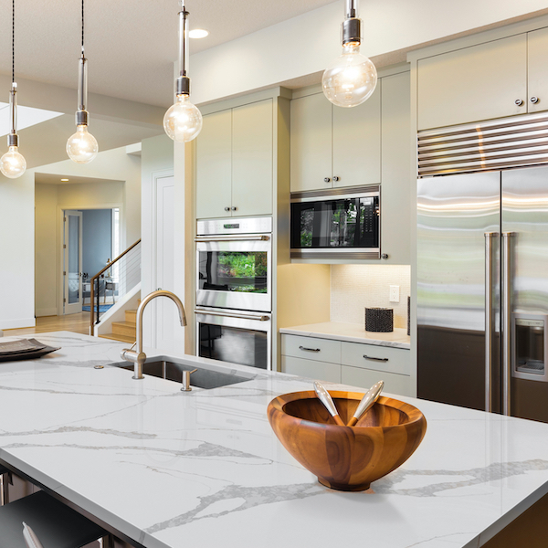 why choose quartz countertops over marble
