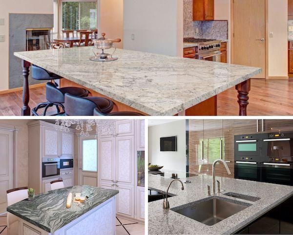 going green with msi granite countertops