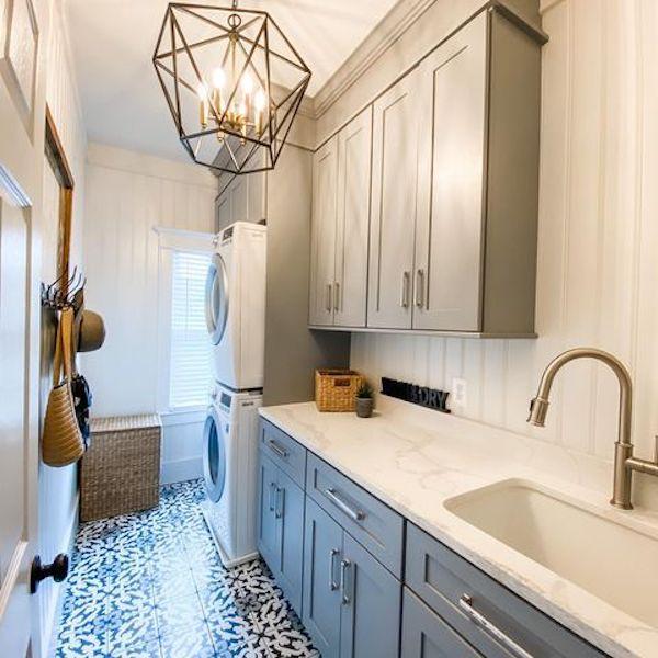 msi-brina-floral-encaustic-porcelain-tile-in-compact-neutral-kitchen