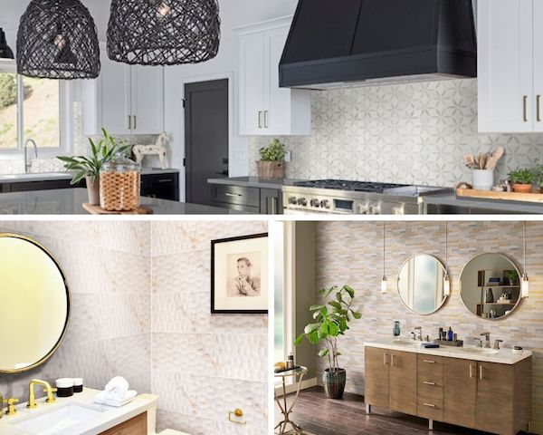 how to find your perfect backsplash tile pattern