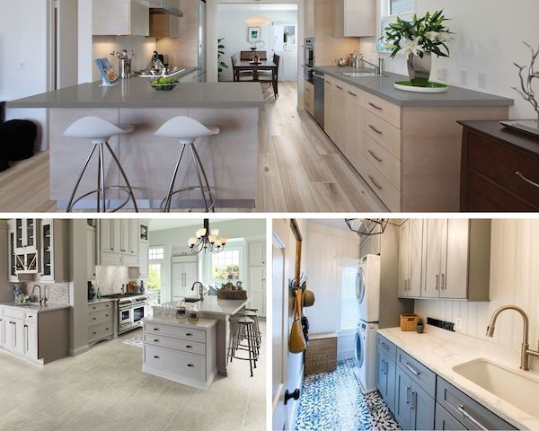 the benefits of porcelain tile floors in your kitchen