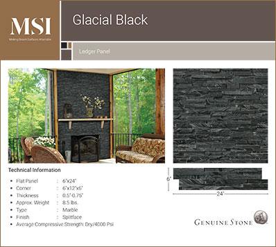 Glacial Black