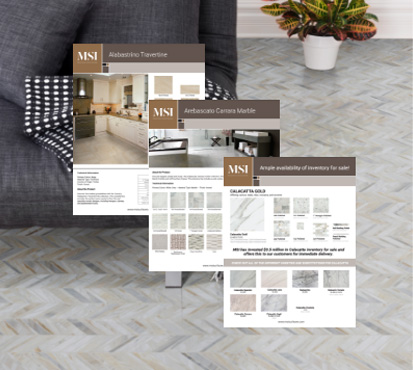 Download Natural Stone Flyers