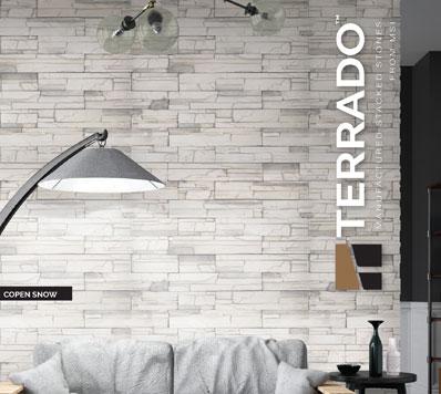Terrado Stacked Stones