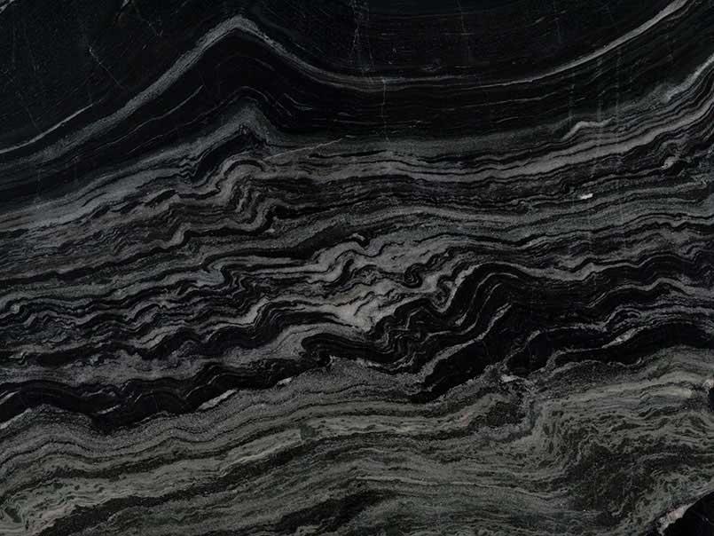 Fantasy Black Marble