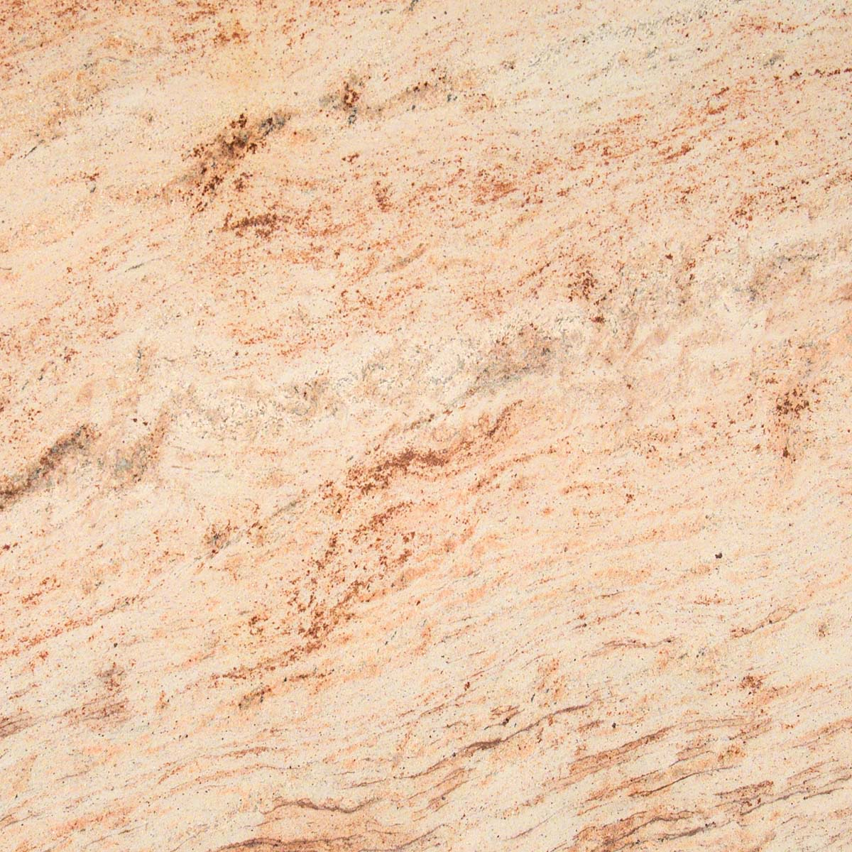 Raja Yellow Granite Countertop