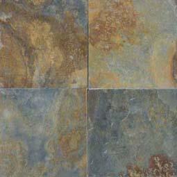 China Multi Color Slate Tile