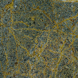Golden Lightning Granite Countertop